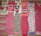 Фотография в Для детей Детская одежда продам пижамы для девочки 4-7лет из Америки в Москве 250