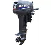 Изображение в Хобби и увлечения Рыбалка Продажа подвесного лодочного мотора SEA-PRO в Москве 63200