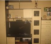 Фотография в Мебель и интерьер Мебель для гостиной продается горка вместе с комодом в хорошем в Красноярске 12000
