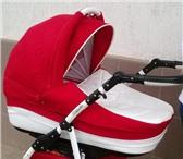 Фото в Для детей Детские коляски универсальная коляска (2 в 1),Колеса надувные в Рязани 10000