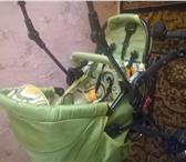 Фотография в Для детей Детские коляски Продам коляску 2в1,состояние хорошее,сумка,антимоскитная в Калуге 3500