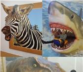 Foto в Развлечения и досуг Развлекательные центры 1. 3D-галерея картин:Это собрание уникальных в Иваново 10