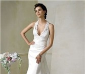Foto в Одежда и обувь Свадебные платья Очень элегантное свадебное платье с небольшим в Москве 15000