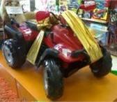 Foto в Для детей Детские игрушки Срочно! Продается детский квадрацикл! В хорошем в Москве 19300