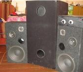 Фотография в Электроника и техника Аудиотехника Две 3-х полосных колонки, сабвуфер, усилитель в Екатеринбурге 17000