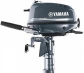 Foto в Отдых и путешествия Товары для туризма и отдыха Лодочный мотор Yamaha F6CMHS (Ямаха) новый, в Санкт-Петербурге 60990