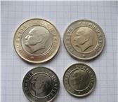 Foto в Хобби и увлечения Коллекционирование Набор мешковых разменных монет Турцииполный в Москве 300