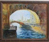 Фотография в Мебель и интерьер Антиквариат, предметы искусства Скажите - нравится ли Вам Санкт-Петербург? в Санкт-Петербурге 3500