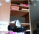 Фото в Для детей Детская обувь туфли для девочки 31 р-р, цвет черный на в Челябинске 400