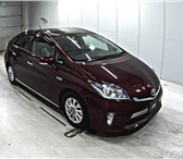 Изображение в Авторынок Авто на заказ Лифтбек гибрид Toyota Prius PHV кузов ZVW35 в Екатеринбурге 1160000