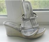 Foto в Одежда и обувь Женская обувь шлепки р-р 39-40 цена 150р, черные один раз в Старом Осколе 150