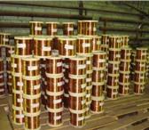 Фотография в Строительство и ремонт Электрика (оборудование) Медная проволока электротехническая марок в Санкт-Петербурге 770