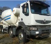 Фотография в Авторынок Бетономиксер Продам бетономиксер Renault Kerax 370 2007 в Калининграде 1670000