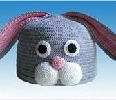 Изображение в Для детей Детская обувь Вяжу на заказ детские шапочки зверюшки. в Улан-Удэ 300