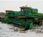 Foto в Авторынок Зерноуборочный комбайн Продам два комбайна ДОН-1500 Б в хорошем в Кемерово 1100000