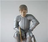 Фотография в Мебель и интерьер Антиквариат, предметы искусства Такие скульптуры рыцарей используются для в Рязани 0