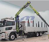 Фото в Авторынок Лесовоз (сортиментовоз) лесовоз сортиментовоз Nissan Truck с кран в Екатеринбурге 9044000