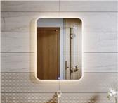 Foto в Мебель и интерьер Другие предметы интерьера Зеркало с подсветкой Vanda - стильный аксессуар в Москве 7900