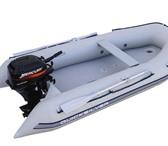 Foto в Отдых и путешествия Товары для туризма и отдыха Лодку ПВХ с надувным дном возможно приобретение в Уфе 0