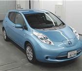 Фотография в Авторынок Авто на заказ Электромобиль хэтчбек Nissan Leaf кузов AZE0 в Екатеринбурге 1074000