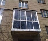 Foto в Строительство и ремонт Двери, окна, балконы Наша компания предоставляет услуги комплексного в Новосибирске 15000