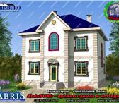 Фото в Строительство и ремонт Строительство домов Готовые проекты домов и коттеджей из кирпича, в Сочи 15000