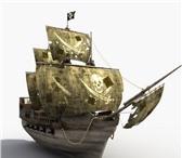 Foto в Мебель и интерьер Антиквариат, предметы искусства Парусник из металла.Применение:памятник,игровая в Сочи 0