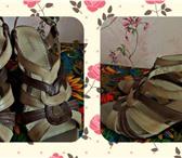 Изображение в Одежда и обувь Женская обувь Продаю босоножки натуральные б/у, надевала в Кургане 1000