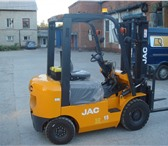 Изображение в Авторынок Автопогрузчик Продается JAC CPCD15 дизель 2014г.в. ,высота в Белгороде 615000
