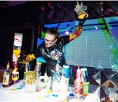 Фотография в Развлечения и досуг Организация праздников Бармен шоу — оригинальный номер для любого в Сочи 5000