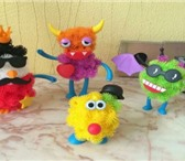 Foto в Для детей Детские игрушки Игровой конструктор Банчемс - это набор разноцветных в Уфе 800