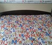 Изображение в Мебель и интерьер Мебель для спальни Кровать цвет венге-клён и матрац ортопедический, в Чите 13500