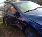 Foto в Авторынок Аварийные авто Ssangyong actyon. 2007 год, битая правая в Челябинске 260000