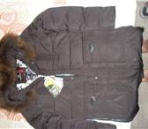 Фото в Одежда и обувь Мужская одежда Продаю новый мужской пуховик черного цвета в Екатеринбурге 17500