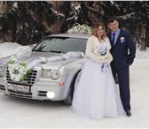 Изображение в Авторынок Аренда и прокат авто серебристый крайслер 300с с экспрессивной в Омске 800