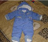 Изображение в Для детей Детская одежда Продам костюм весенне-осенний для девочки. в Сыктывкаре 750