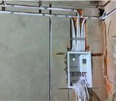 Изображение в Строительство и ремонт Электрика (услуги) Проводим электромонтажные и сантехнические в Челябинске 2000