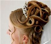 Фотография в Одежда и обувь Свадебные прически Опытный стилист, большой опыт. СВАДЕБНЫЕ, в Москве 500
