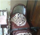 Foto в Для детей Детские коляски Зимняя коляска с сумочкой и вставочным полотном в Сочи 4960