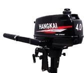 Foto в Авторынок Водный транспорт Двухтактный подвесной лодочный мотор HANGKAI в Москве 25500