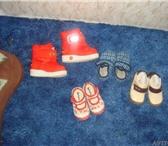 Фотография в Одежда и обувь Детская обувь Детская обувь за 800 руб. для девочек,  размер в Чехов 800