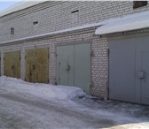 Foto в Недвижимость Гаражи, стоянки Продается кирпичный двухэтажный гаражный в Архангельске 700000