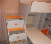 Foto в Мебель и интерьер Мебель для детей срочно продам детскую мебель кровать-чердак,в в Старом Осколе 7000