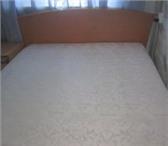 Фотография в Мебель и интерьер Мебель для спальни Продам кровать двухспальную с матрасом в Нижнем Тагиле 4000