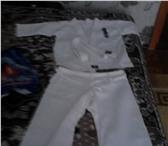 Фото в Одежда и обувь Спортивная одежда Кимано для Карате 32/130, новое, не пригодилось в Красноярске 600