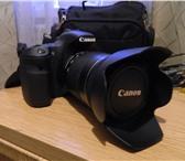 Фотография в Электроника и техника Фотокамеры и фото техника Продаю зеркальный фотоаппарат Canon 60D с в Липецке 32000