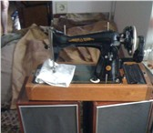 Foto в Электроника и техника Швейные и вязальные машины Продам в рабочем состоянии недорого на военведе. в Ростове-на-Дону 2100