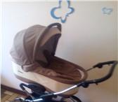 Фото в Для детей Детские коляски В хорошем состоянии.Люлька до 6 месяцев (лежачая)Съемный в Калуге 10000