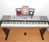 Фото в Хобби и увлечения Музыка, пение Синтезатор с автоаккомпаниментом Yamaha DGX-520-это в Сочи 27000