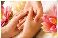 Лечебный массаж стоп и ладоней